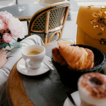 A Romantic weekend in Paris
