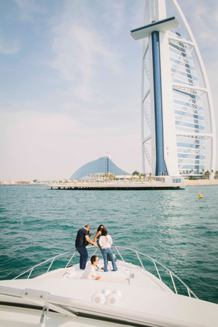 In Dubai with Sakina Paris