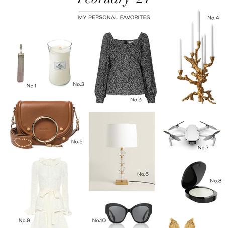 My February Wishlist