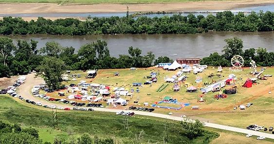 River Fest Preparation