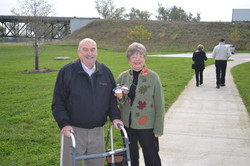 Mr Dave Sanborn and Wife