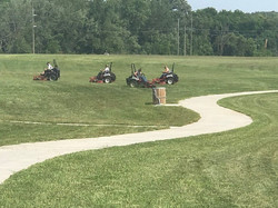 Parks Department Mowing AHP