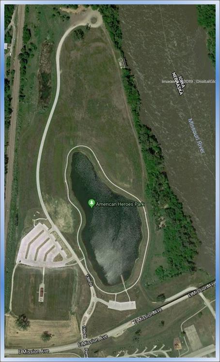 Map - Half Park - Framed - 2019 01 20.pn