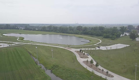 This one-minute video is an overview of AHP's entrance, Dave Sanborn Grove, pond and Inez Boyd Fountain, BJSA's Al Thrower football fields, and the 9-11 Memorial.