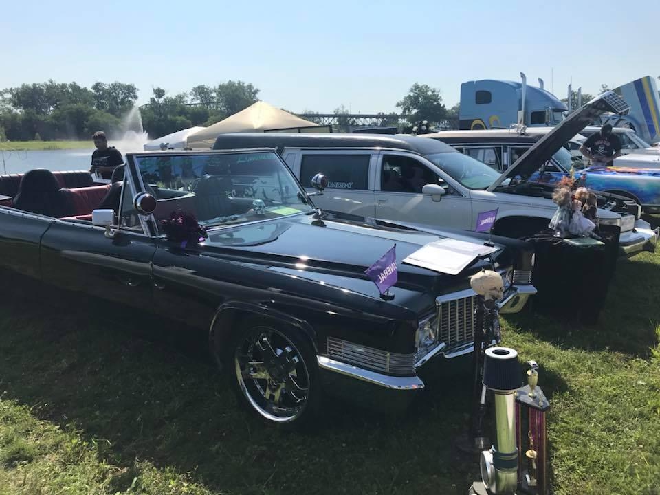 River Fest Car Show
