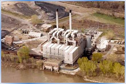 Kramer Power Plant