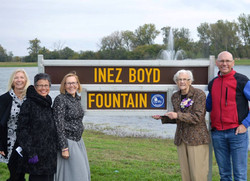 Mayor Sanders, Mayor Boyd, Family