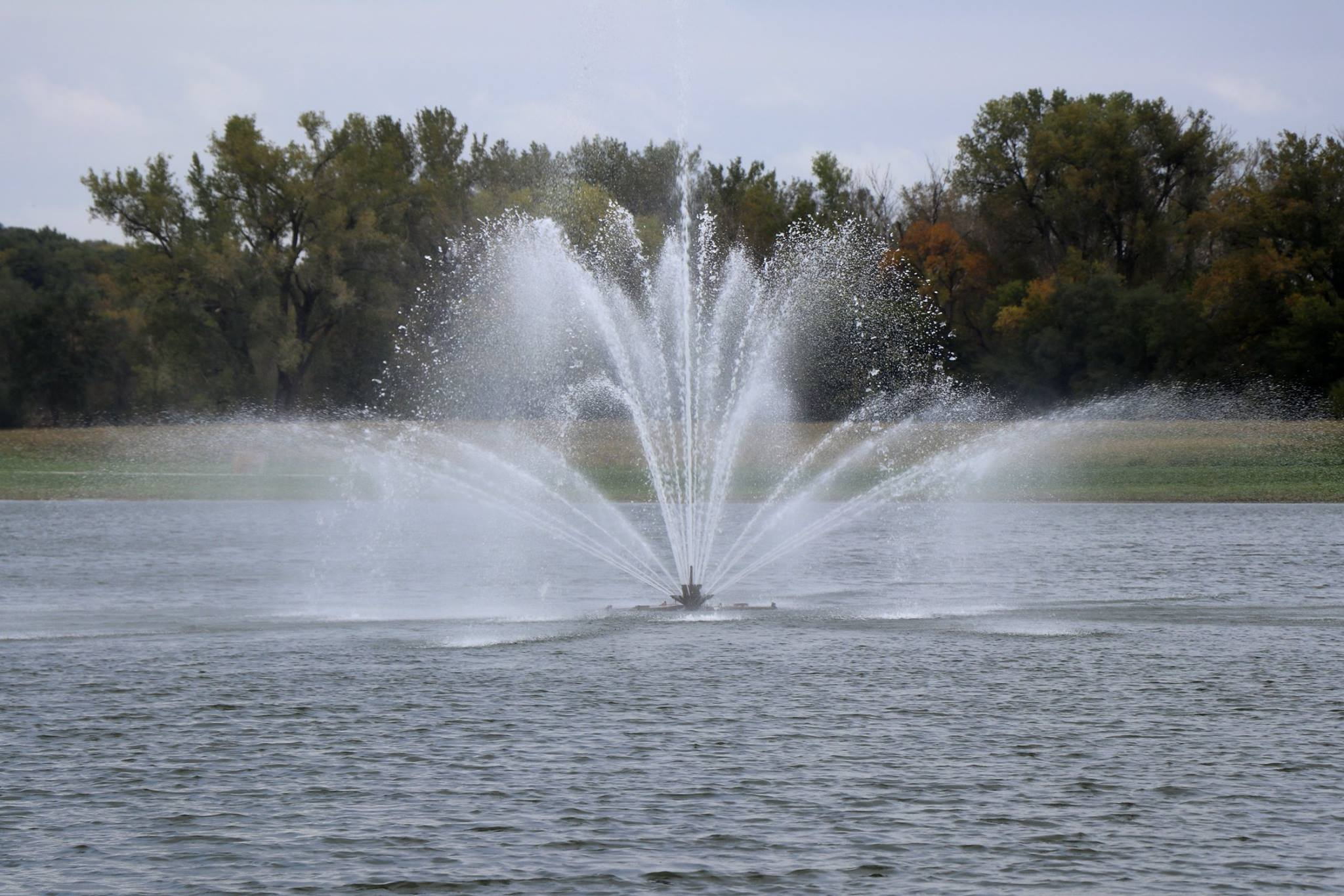Inez Boyd Fountain !