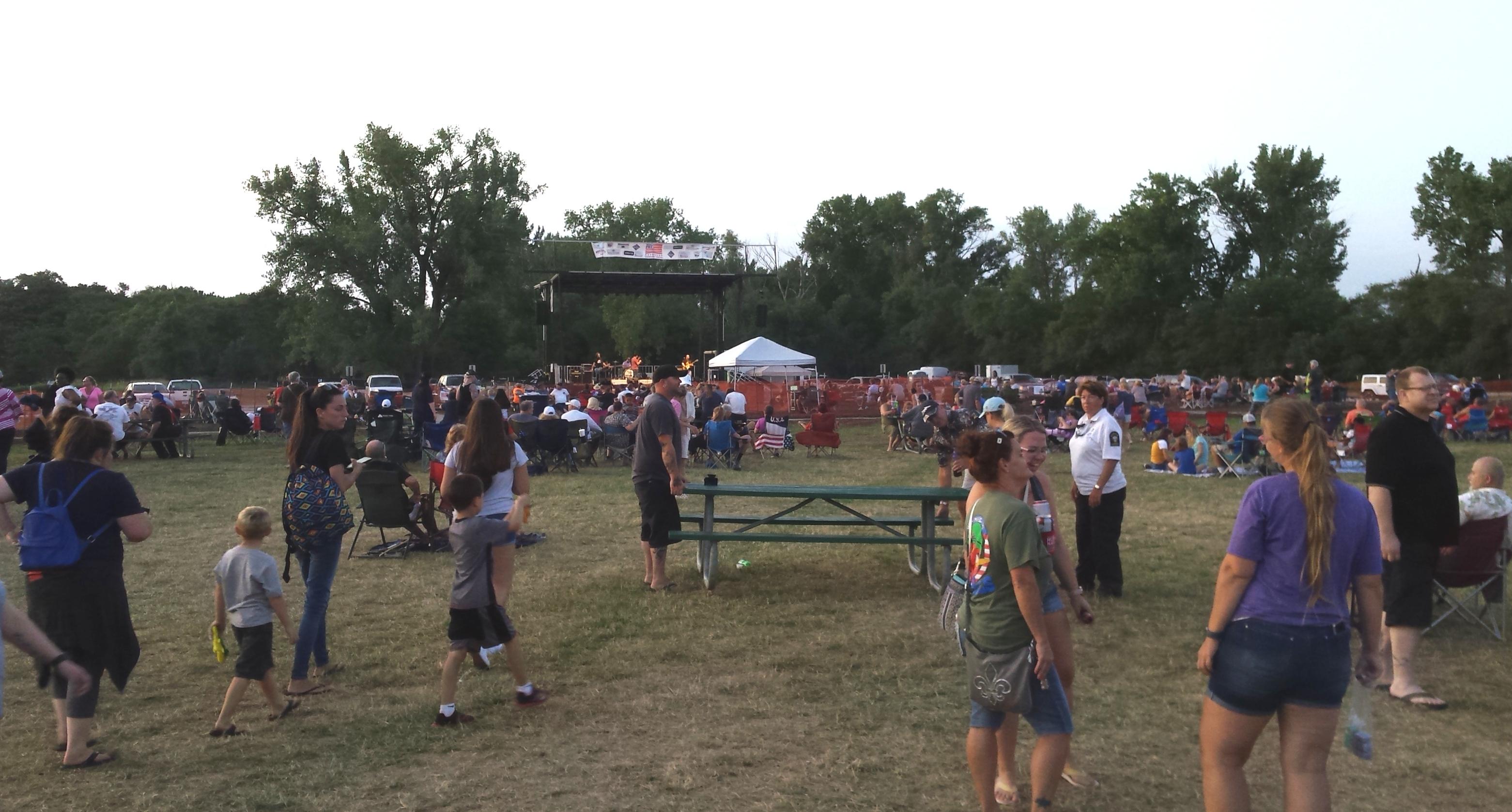 River Fest Concert