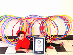 Guinness Workd Record number 2