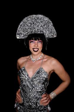 1920s Showgirl