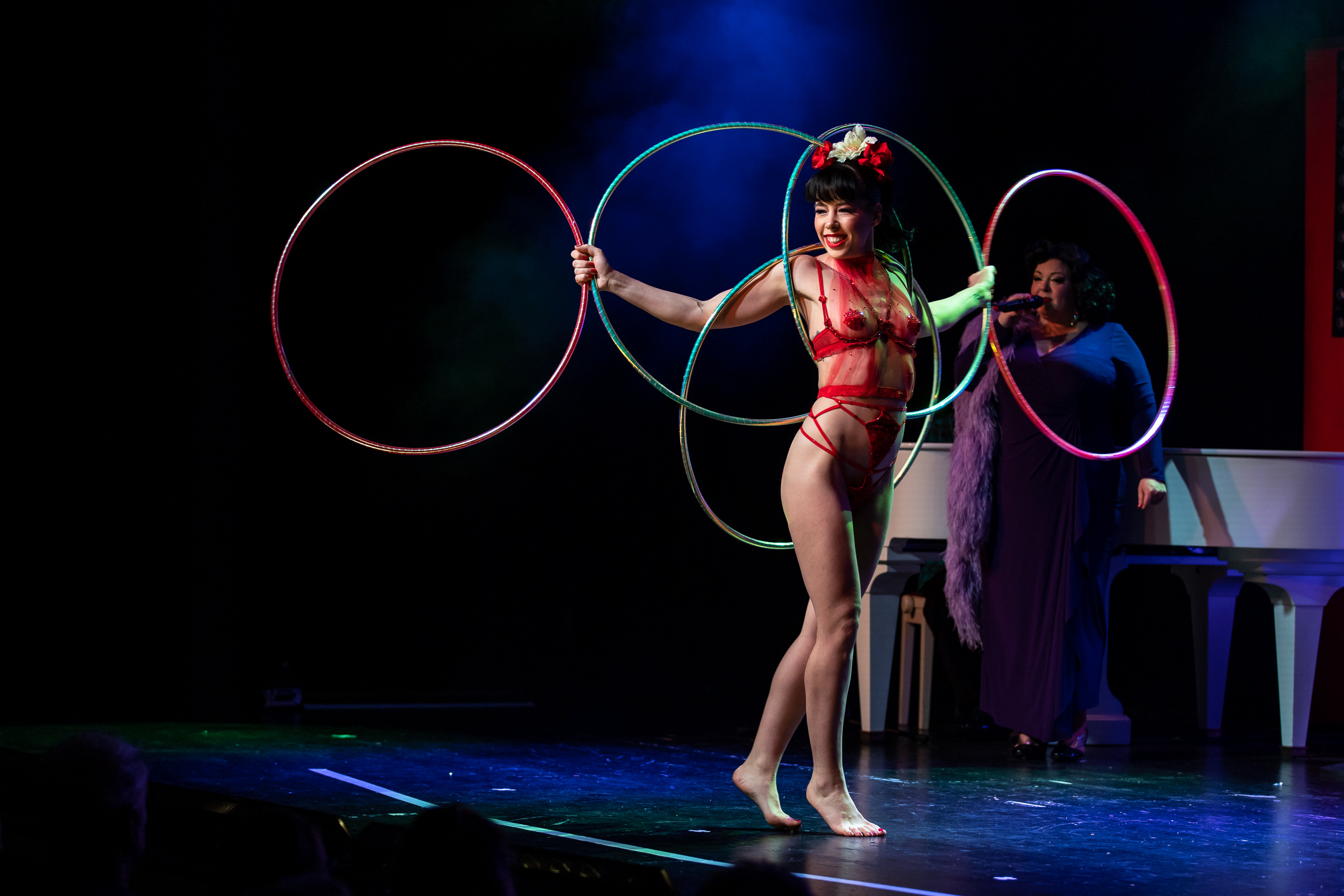 The Firebirds Burlesque Tour 2020
