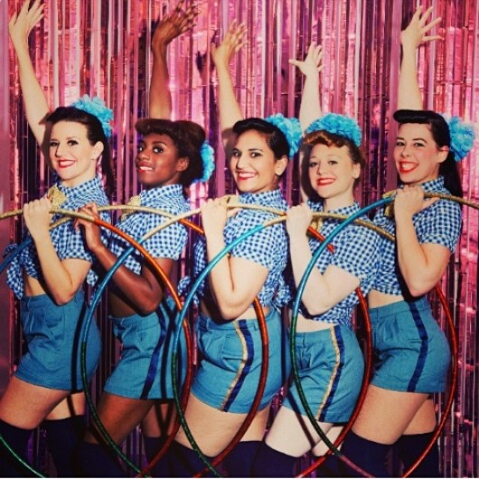 The Majorettes
