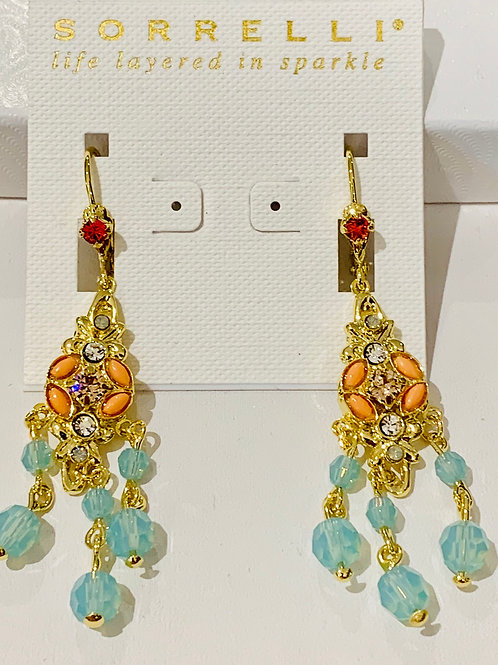 Sorrelli Coral Reef Earrings