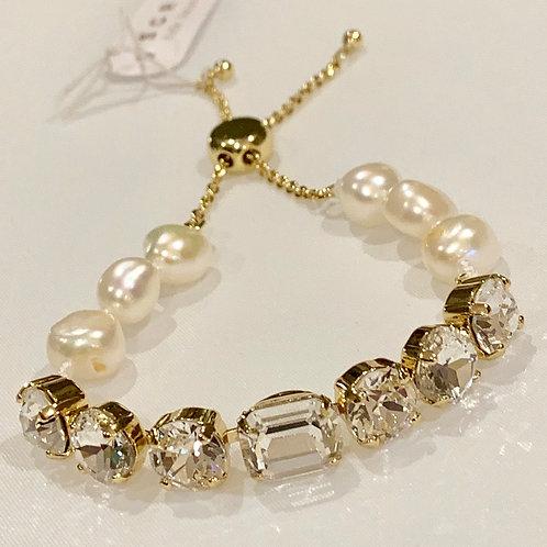 Sorrelli Slider Bracelet Crysta Collection