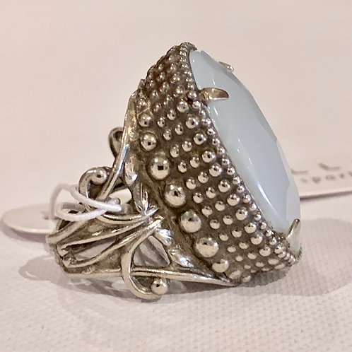 Sorrelli White Bridal Ring