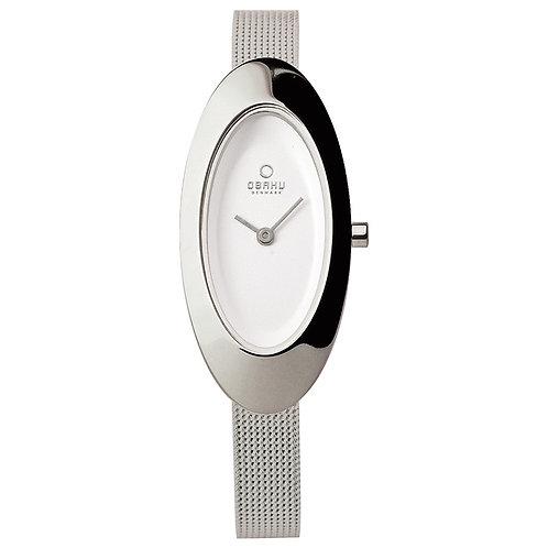 Obaku Watch - Silver