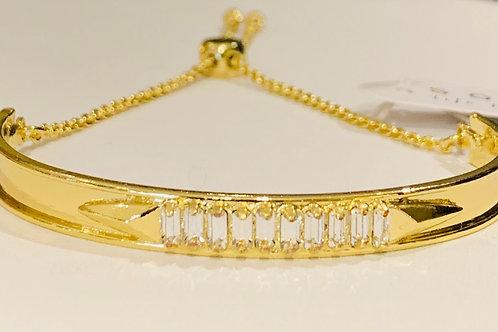 Sorrelli Polished Pearl Bracelet