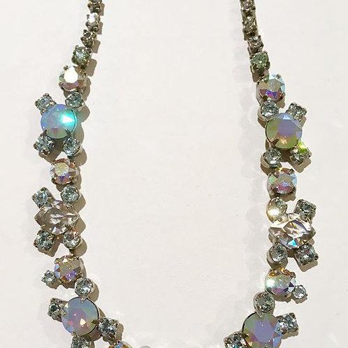 Sorrelli, Tshirt Necklace, Rainbow Quartz, Sale, Lowest Price, Antique Silver