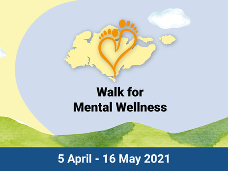 Walk for Mental Wellness Campaign