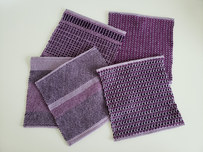 Small woven towels