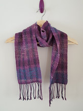 Comfy cotton scarf