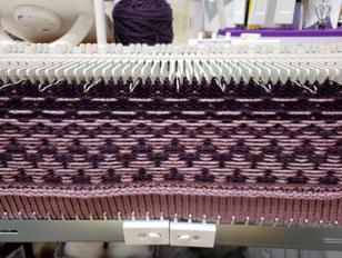 Knitting Fair Isle
