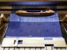 Late night weaving