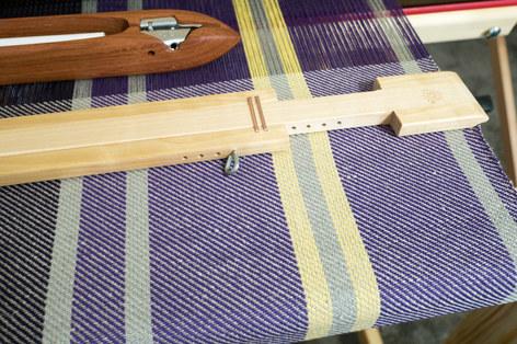 Simple Treadling Pattern