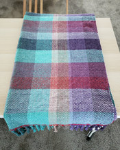 Double-width Rigid Heddle Blanket