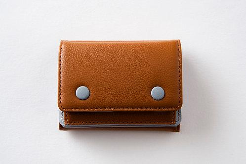 ミニ財布 キャメル