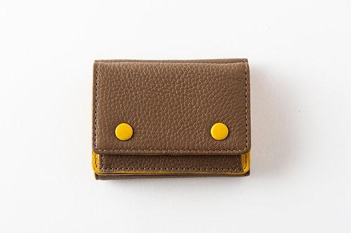 ミニ財布 オリーブ