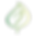 Woodbine - leaf graphic - green ombre.pn