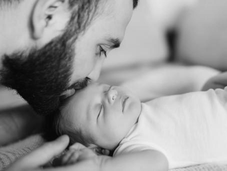 Los importancia del padre en el parto