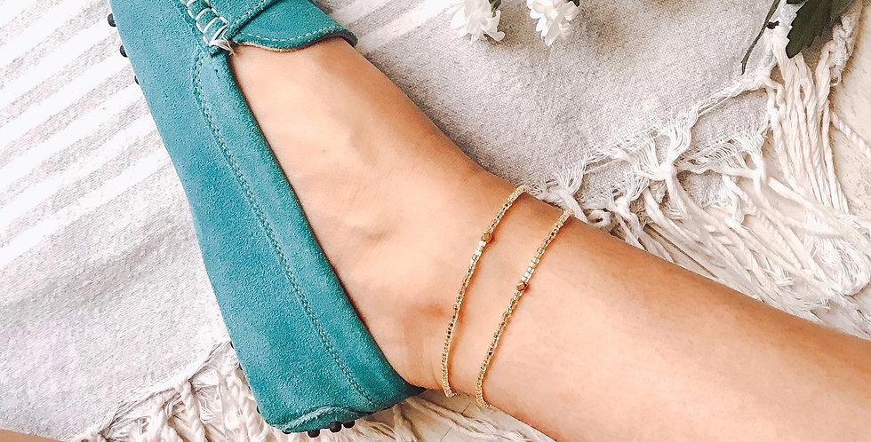 Bracelet cheville KENDAL