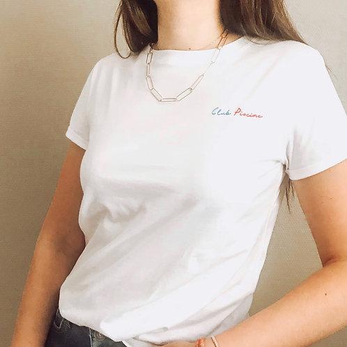 T-shirt CLUB PISCINE