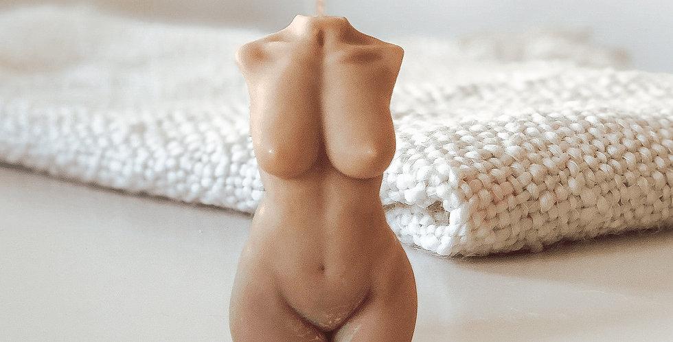 Bougie CALLIOPE - Nude
