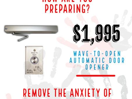 Automatic Doors Calgary Costs