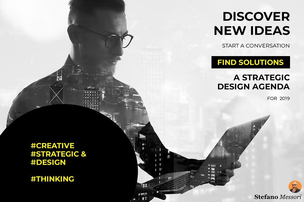 Start A Strategic Design Agenda