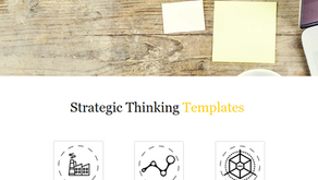 Design thinking templates