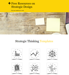 Free resources on Strategic Design