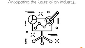 Forecasting Vs. anticipating the future of an industry