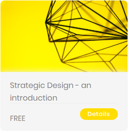 Strategic Design - an introduction (free online Programme)