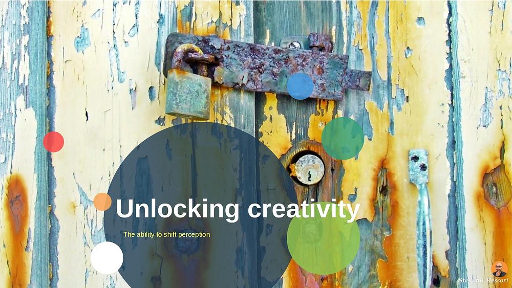 Unlocking creativity in business innovation