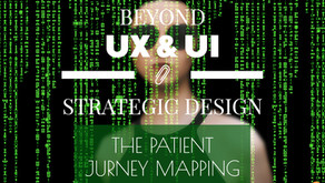 Design in healthcare - mapping the journey of a patient