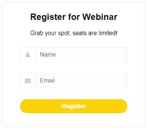Register for the Live Webinar on Strategic Design