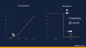 Linking disruptive & incremental innovation