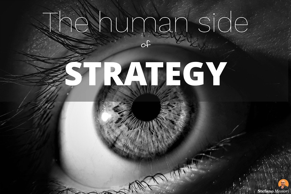 The human side of business strategy