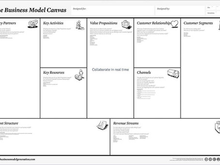 Register for Module 5 - The Business Model Canvas. Access Recoding of Friday catch up session