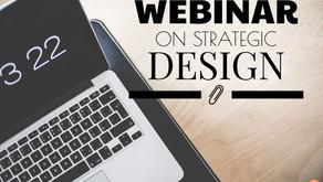 On Strategic Design– live webinar series
